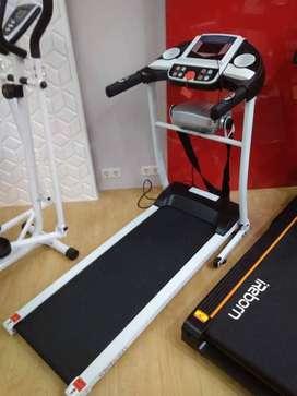 treadmil elektrik alat fitness bisa bayar dirumah