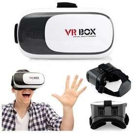 Virtual 3D Reality Glasses Smartphone VR Box 2.0