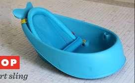 Skip Hop Moby Bathtub With Sling