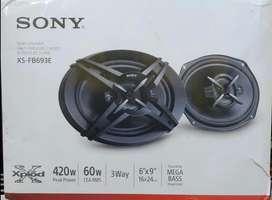 SONY XPLOD speakers (set of 2) for Swift