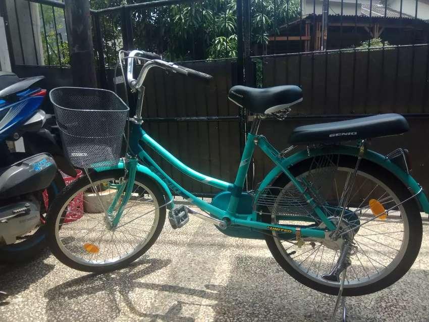 Sepeda anak genio 20 inch 0