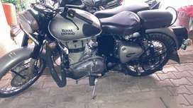 Single owner classic 350cc royal enfield New insurance