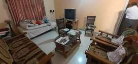 3 bhk full furnished indusial house for rent out awanti vihar