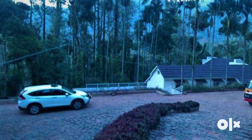 100 acres of coffee plantation for sale at kodaicanal in tamil nadu.