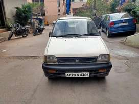 Maruti Suzuki 800 AC BS-III, 1998, Petrol