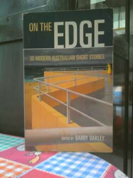 Buku / Novel on the edge 30 modern australian short stories , Barry O.