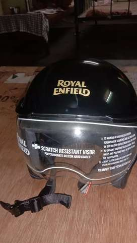 Royal enfiled helmet xL size