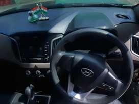 Hyundai creta diesel 18000 Chali Hui e gadi vastvik kharidar