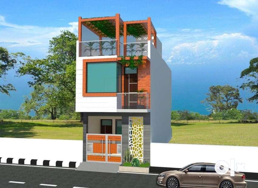Modern Luxury Villa- Under construction 0