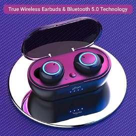 Wireless bassbuds