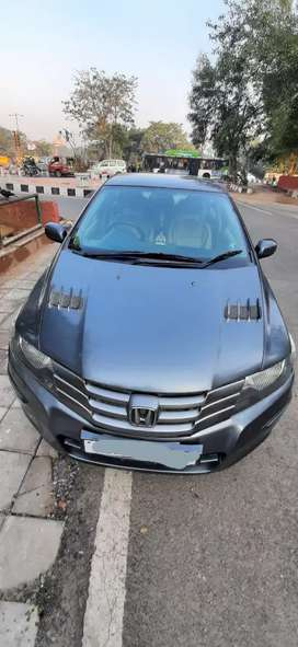 Honda City S with CNG on paper