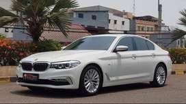 BMW G30 530i Luxury Line NIK 2018 Km 5Rb Perfect!