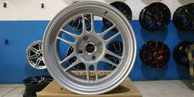 rpf velg ring 15 pcd 4x100 untuk etios brio agya calya march mirage