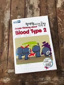 buku blood type 2