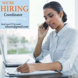 Office staff/coordinator