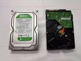Harddisk WD Caviar Green 500GB