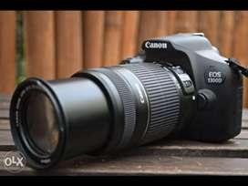 CANON 1300D CAMERA ON RENT