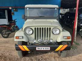 Mahindra Others, 2000, Diesel