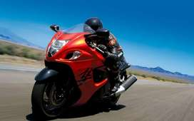 Want to. Buy hayabusa 2008 model 100% legal one