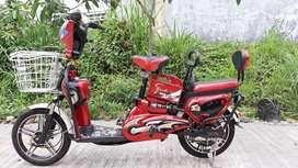 Sepeda listrik richey luxury