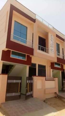 Villa front size very attractive 20×40= 90 gaj jda aprud near kardhani