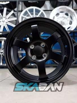 jual hsr wheel ring 15x7 h4(100) di ska ban pekanbaru