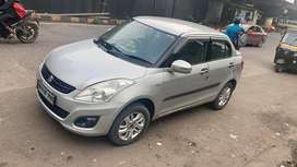 Maruti Suzuki Swift Dzire 2012 Petrol Well Maintained