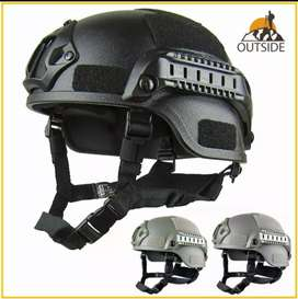 MICH HELM Tactical Airsoft - Black