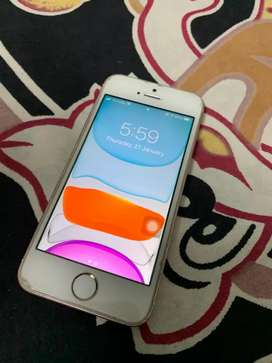 iphone se1 32gb Rose Gold Colour