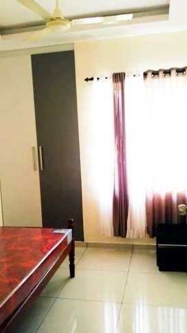 Fully furnished 1BHK for ladies at Panampilly nagar