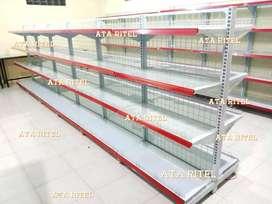 Rak minimarket aksesoris swalayan toko jual gondola supermarket