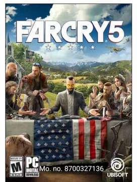 PS4 Games FarCry 5 at discounted Price