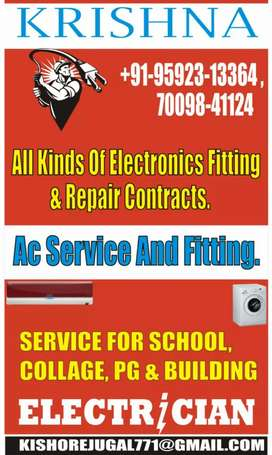 Krishna electrical contractor