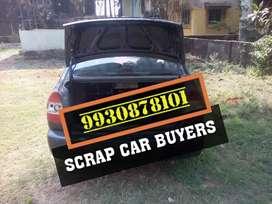 Scrap --  Oldest car WE BUY IN SCRAP