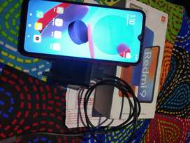 Redmi 9 (4,64)  Only 3 month old