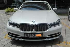 BMW 7 Series 730 Ld Signature, 2018, Diesel