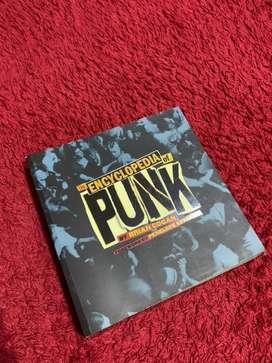 buku music/book - encyclopedia of punk