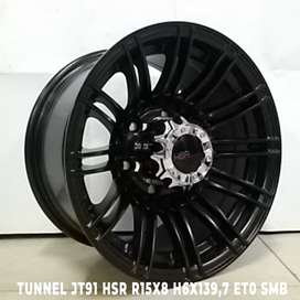 Terbaru Vleg HSR R15 Keren Buat Isuzu ( Dmax, Panther New )