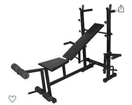 Gym bench new
