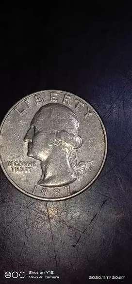 Amerikan dolar