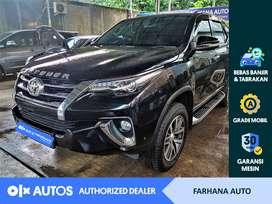 [OLX Autos] Toyota Fortuner 2016 2.4 VRZ DIESEL #Farhana Auto