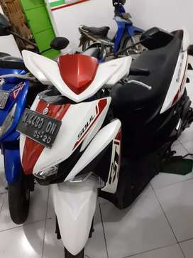 Mio Suol 2015. 125 cc. Gedangan kota