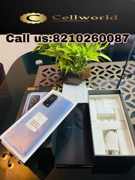 Mi 10T pro 5G 8/128GB only 2 month used