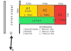 Turun Harga Rumah Siap Bangun Nitiprayan Yogyakarta