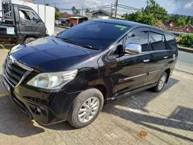Toyota Innova Diesel 2.5 E Manual 2012 upgrade 2014 Terawat