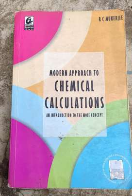 R C Mukherjee ( modern approach to Chemical Calculations)