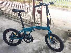 Sepeda Lipat Pacific Veloce 2.0