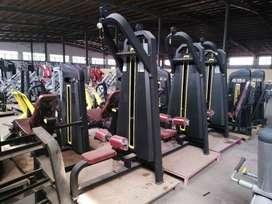 Gray Exercise Machine with