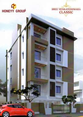 NEW 2BHK FLAT FOR SALE IN PM PALEM HURRY UP ONE FLAT AVAILBLE