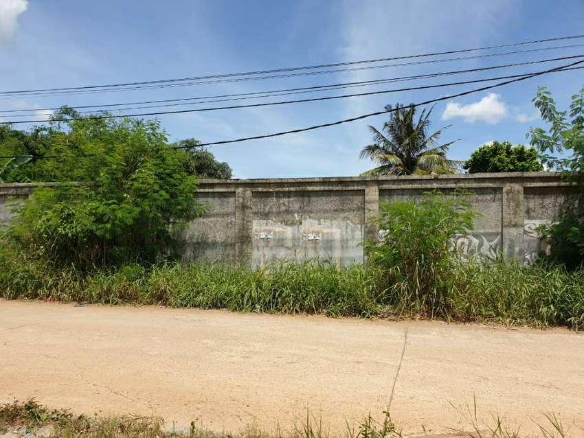 Disewakan Tanah Kavling Strategis di Serua, Sawangan, Depok Jawa Barat